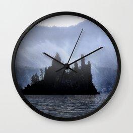 The Phantom Ship Wall Clock