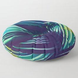 Metal Knot Floor Pillow