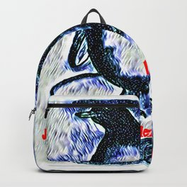 Be Cool My Friend Backpack