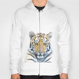 Tiger portrait Hoody