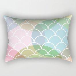 The Rainbow Fish Rectangular Pillow