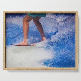Surfing Serving Tray