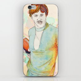 Uncle Rico - Secondary character? Never! iPhone Skin