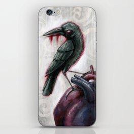 Heart thief iPhone Skin
