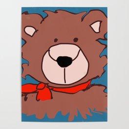 Bear Club Poster