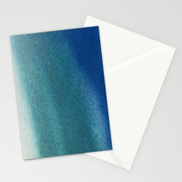 Ombre Flow Art Stationery Cards