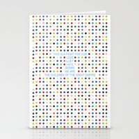 30 seconds to mars Stationery Cards featuring Thirty Seconds To Mars ; Conquistador by Wis Marvin
