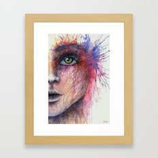 Intrepidity Framed Art Print