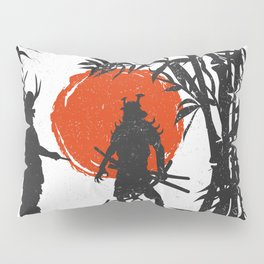 Samurai Pillow Sham