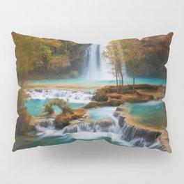 Havasu Falls Arizona Pillow Sham