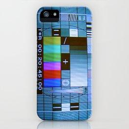Tape Unthread iPhone Case