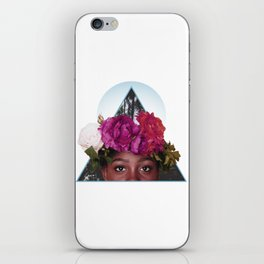 The Best Flowers to Give a Girl iPhone Skin