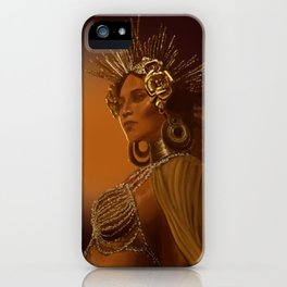 Bey Grammys iPhone Case
