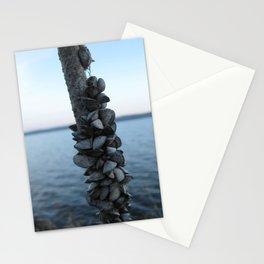Mooring Line - Lake Geneva, WI Stationery Cards