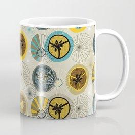 Pies in Mod style Coffee Mug