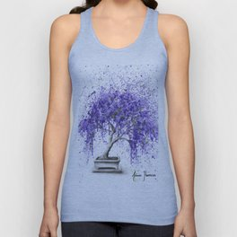 Balancing Bonsai Unisex Tank Top