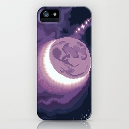 Lunar Eclipse iPhone Case