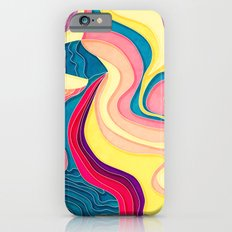 I Dream in Colors iPhone 6 Slim Case