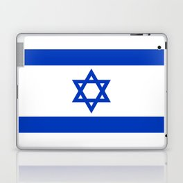 National flag of Israel Laptop & iPad Skin