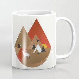 Timber Coffee Mug