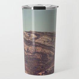 Retro mountain Travel Mug