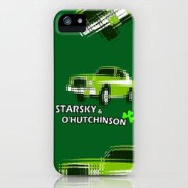 Starsky & O'Hutchinson iPhone Case