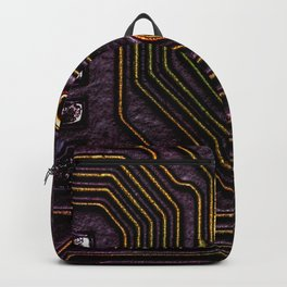 Robot Parts Backpack
