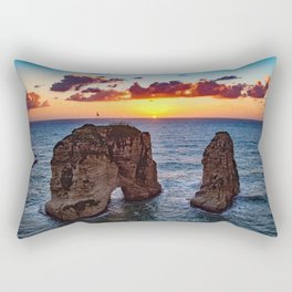 Lebanon #society6 #decor #buyart Rectangular Pillow