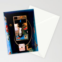 Payphone in Boston Stationery Cards