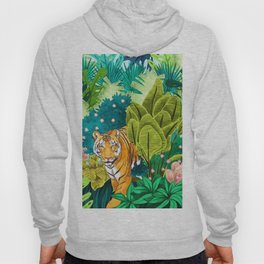 Jungle Tiger Hoody
