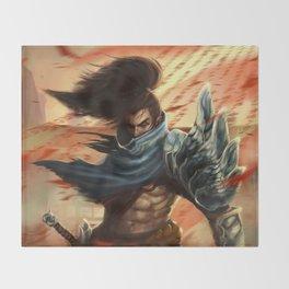 Yasuo Throw Blanket