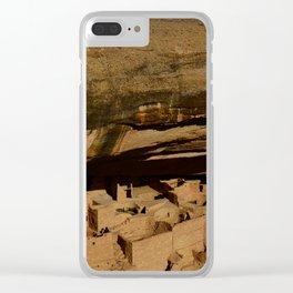 Cliff House - Mesa Verde National Park, Colorado Clear iPhone Case
