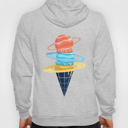 Space-Time Cone-Tinuum (Light) Hoody