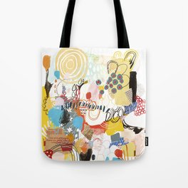 Thrift Store Tote Bag