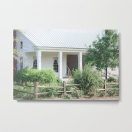Classic South Metal Print