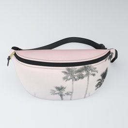 Tranquillity - pink sky Fanny Pack