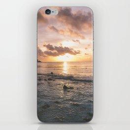 Caribbean Sea, Mayan Riviera iPhone Skin