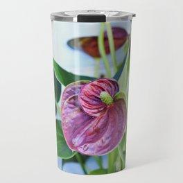 Anthurium Dream Travel Mug
