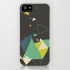 Exploding Triangles//Six iPhone (5, 5s) Slim Case