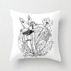Soñadora Throw Pillow