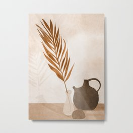Still Life Art I Metal Print