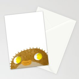 Blowfish Stationery Cards