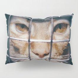 Le hockey cat - 10th life Pillow Sham