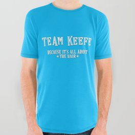 Team Keefe All Over Graphic Tee