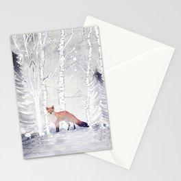 FOX FOX FOX Stationery Cards