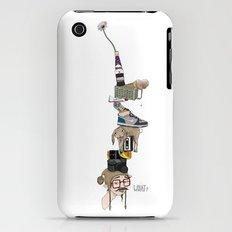 What? iPhone (3g, 3gs) Slim Case