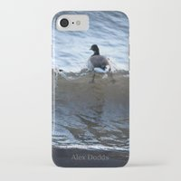 ducks iPhone & iPod Cases featuring Ducks by Alex Dodds