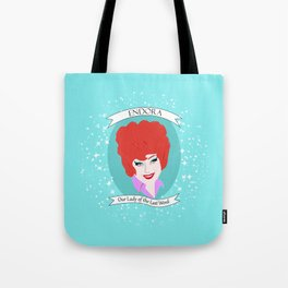Endora - Our Lady of the Last Word Tote Bag