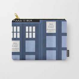 Doctor Who, Tardis Carry-All Pouch