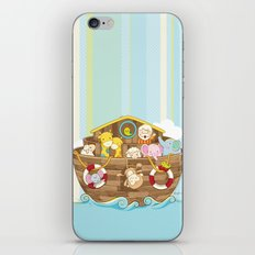 Baby Noah Ark iPhone & iPod Skin